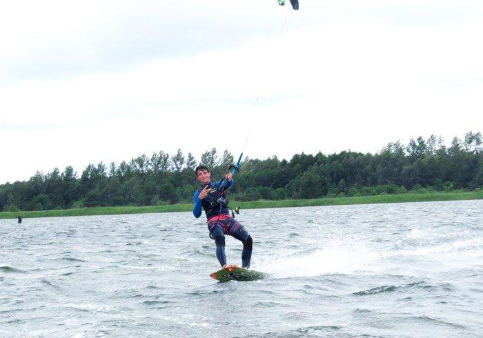 obozy kitesurfingowe
