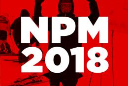 Nowy komunikat NPM