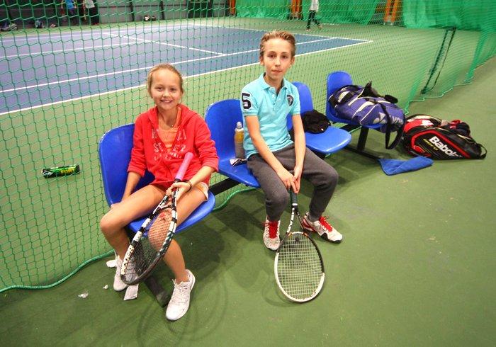 szkoła tenisa warszawa