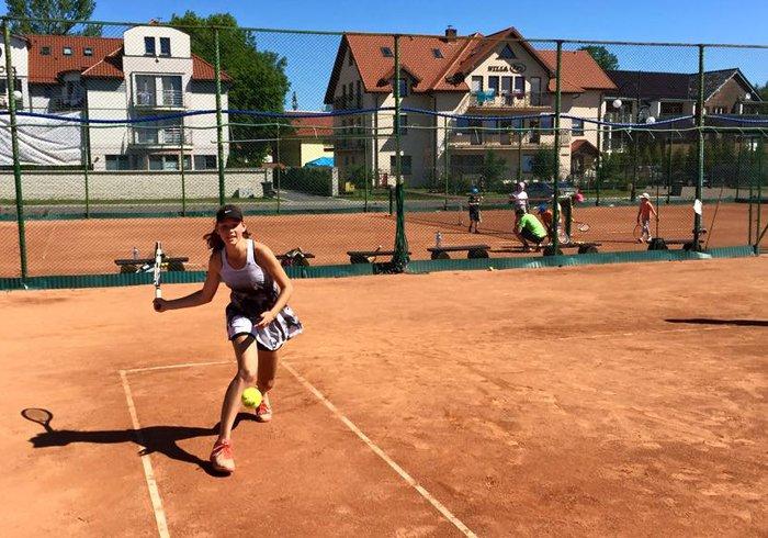 obozy tenisowe