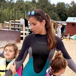 instruktor windsurfing