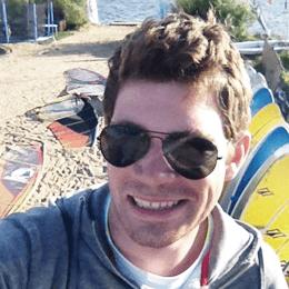 instruktor windsurfingu