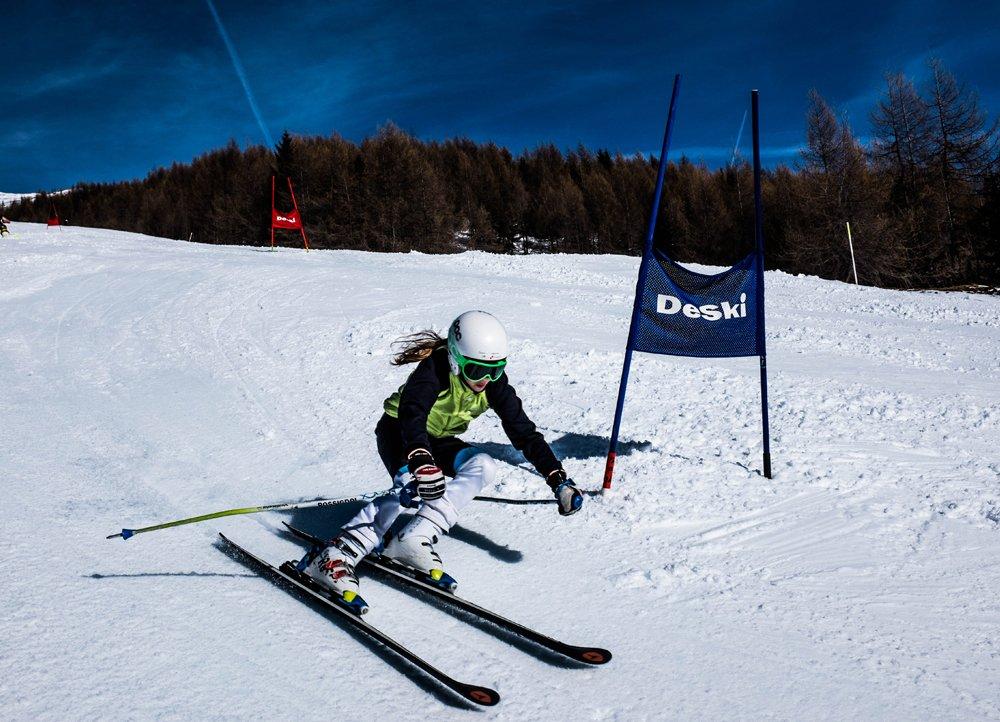 obóz narciarski