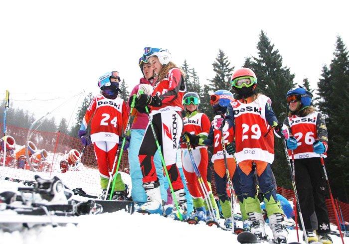 zawody narty
