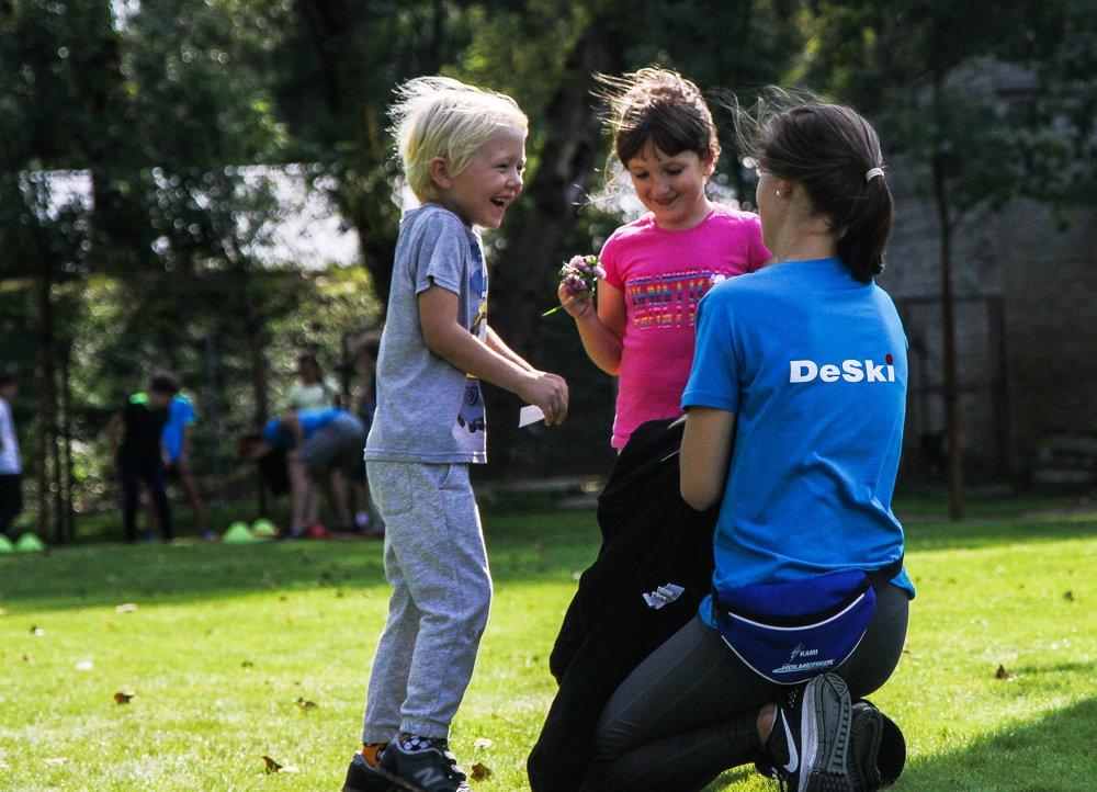 zajęcia sportowe dzieci warszawa